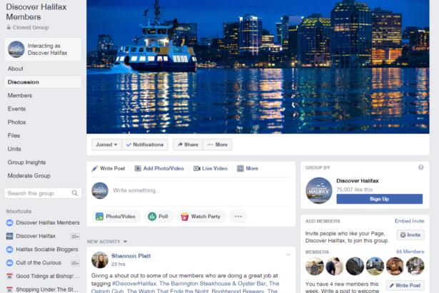 Facebook Snapshoot