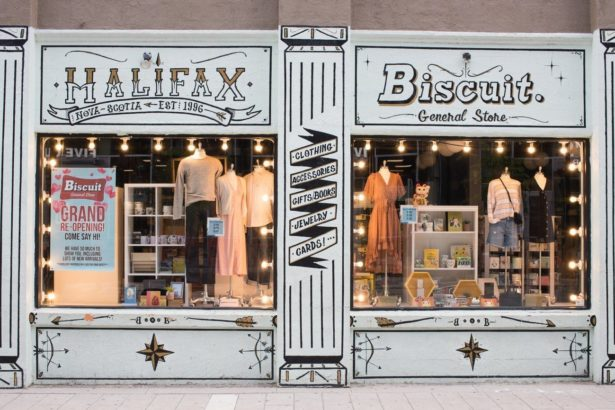 HSH Biscuit storefront custom